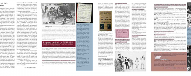 "ARTICLE/ 1r article de ""les asgolfes"" al Carrilet"